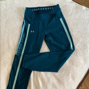 Under Armour Athletic Capris size M